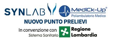 Prelievi servizio sanitario nazionale Regione Lombardia